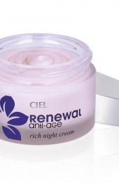 Крем Night cream Renewal anti-age